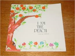 I AM THE PEACH cover