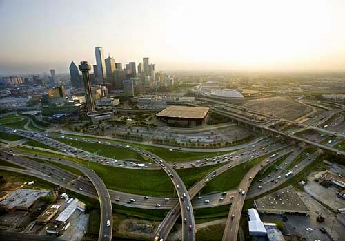 dallas-freeways