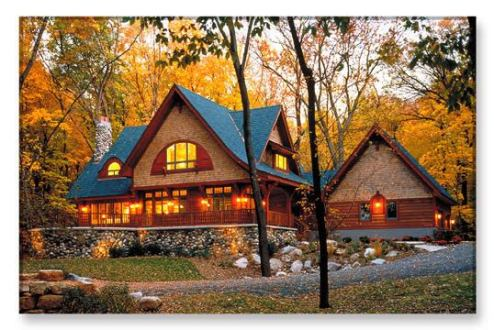 Maple-Forest-House