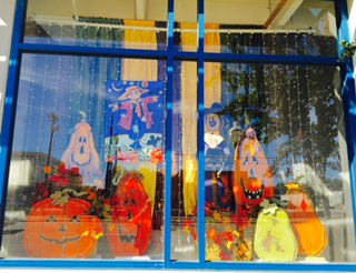 halloween-window