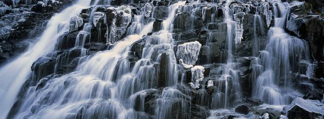Yankee Boy Basin Falls