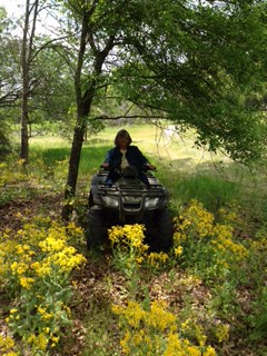 four-wheeler