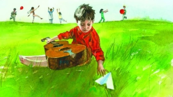 boy-guitar-paper-airplane