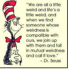 weirdness-quote