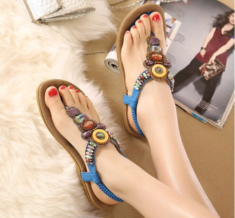multi-colored-sandals