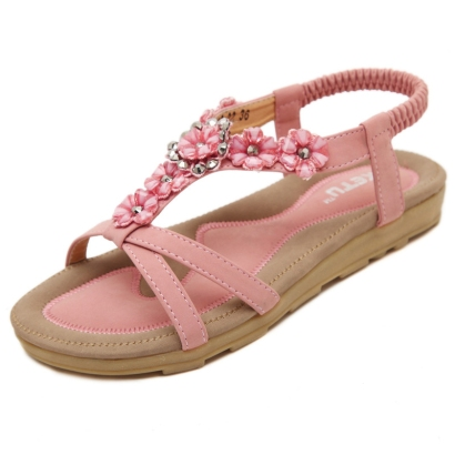 second-pink-flower-sandals