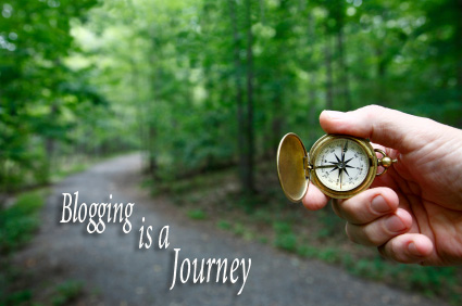 blogging-is-a-journey