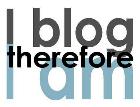 i-blog-therefore-i-am
