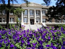 SFA campus building