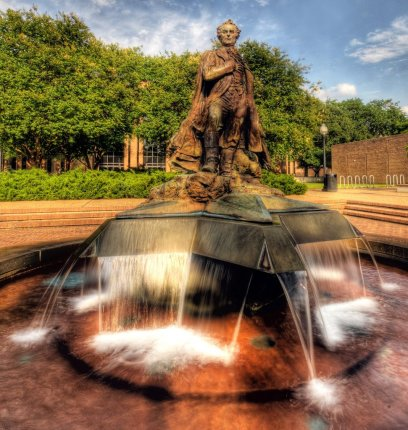 SFA fountain