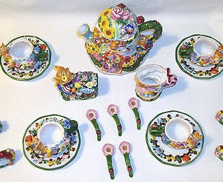 19pc-children-s-springtime-tea-set-bunny-garden-ceramic-hand-painted-easter-e37bcc74e8f04bd666e0608488a581de