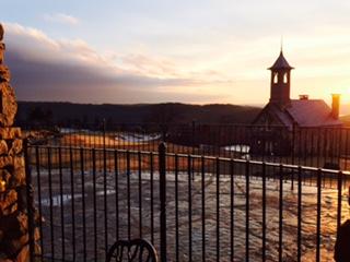 Big Cedar chapel