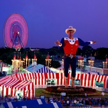 Big Tex two
