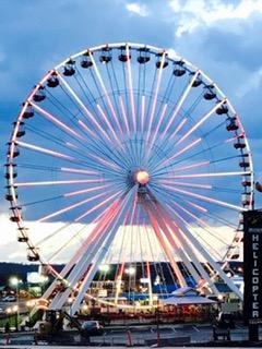 BigCedar Ferris Wheel