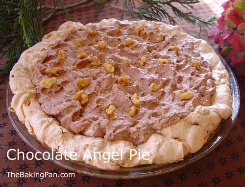 chocolate angel pie #3
