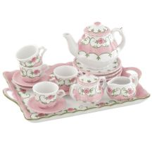 Easter tea sets