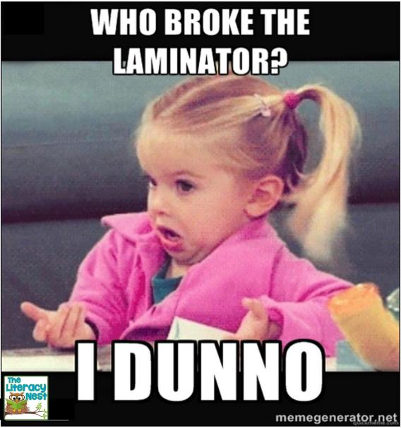 laminator three