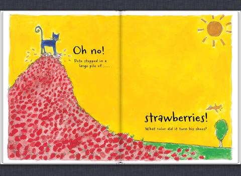Pete strawberries