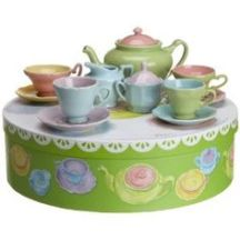 tea set five