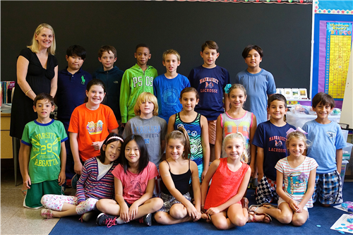 Fourth Grade two