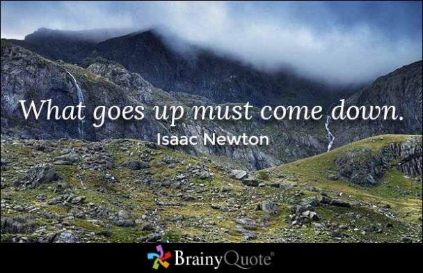Issac Newton one