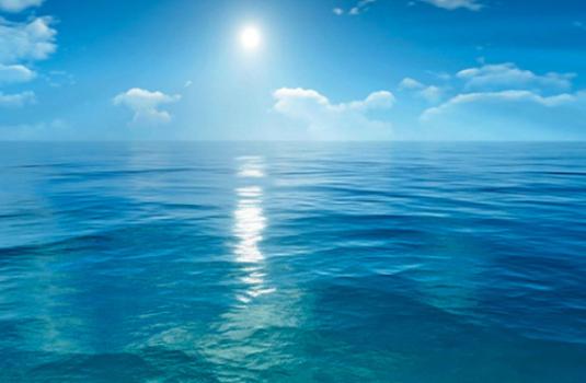 Peaceful Ocean two