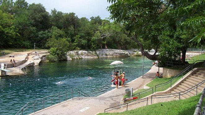 Barton Springs two