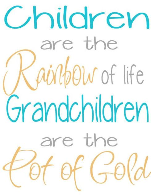 Grandchild one
