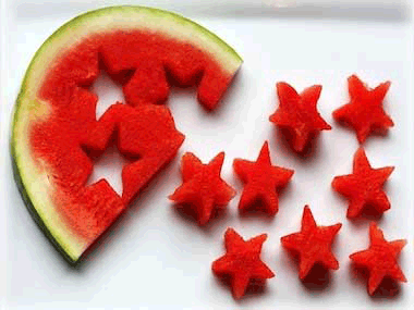 watermelon fourth of July