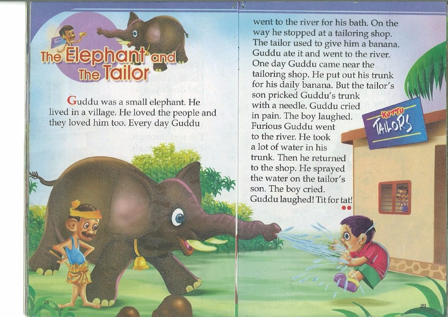 elephant stories for preschoolers the elephant and the tailor a story with a moral 734