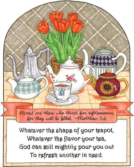 teapot three