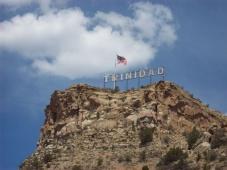 Trinidad sign
