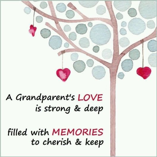 Grandparent's love